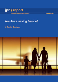 Are Jews Leaving Europe?