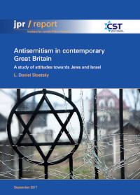 Antisemitism in Contemporary Great Britain: A Study of Attitudes Towards Jews and Israel