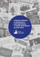 Výroční zpráva o projevech antisemitismu v České republice za rok 2019 / Annual report on manifestations of antisemitism in the Czech Republic in 2019