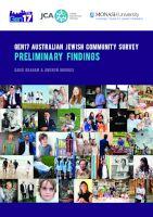 Gen17 Australian Jewish Community Survey