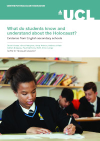 What do students know and understand about the Holocaust? Evidence from English secondary schools