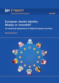 European Jewish identity: Mosaic or monolith? An empirical assessment of eight European countries
