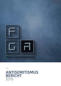 Antisemitismusbericht 2016