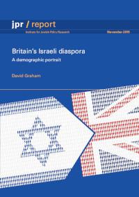 Britain's Israeli Diaspora: A demographic portrait