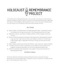 holocaust remembrance project essay contest 2010